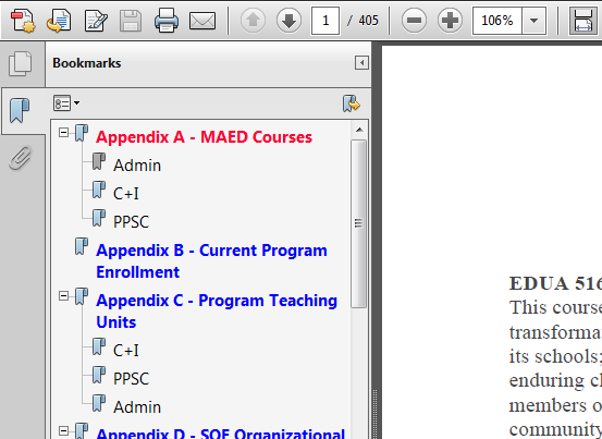 Adding Bookmarks To Pdf Files Without Adobe Acrobat X Pro Just